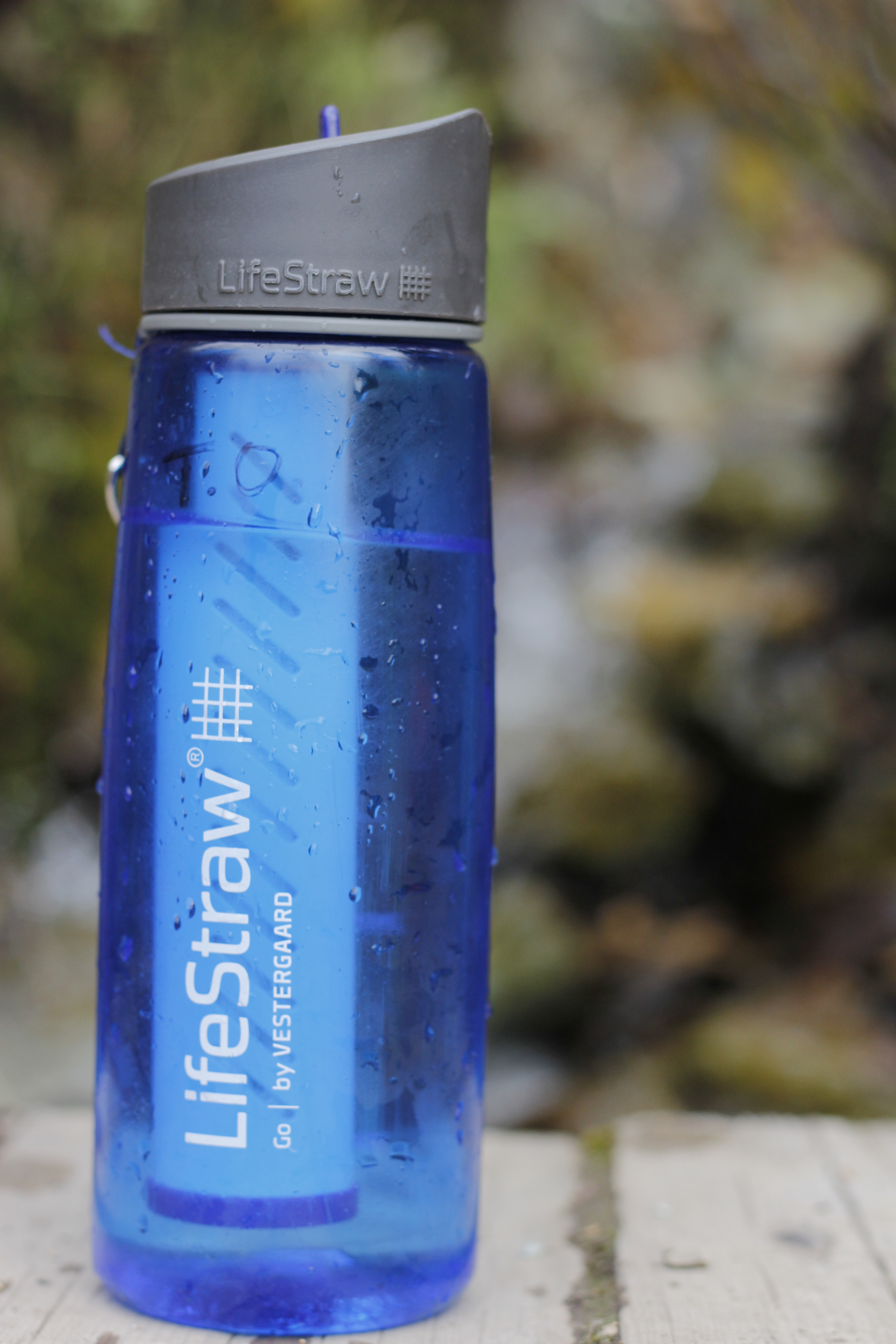 Review: LifeStraw Go by Vestergaard